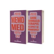 MemoMed 2018. Editia XXIV - Volumele I si II ( Dumitru Dobrescu )