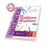 Matematica probleme de recapitulare pentru clasa a VI-a (Artur Balauca )