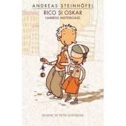 Rico si Oskar. Vol. I: Umbrele misterioase - Andreas Steinhofel