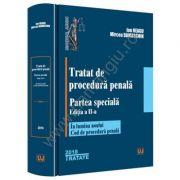 Tratat de procedura penala. Partea speciala. Editia a 2-a