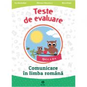 Comunicare in limba romana clasa a II-a - Teste de evaluare
