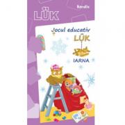 Auxiliar pentru clasa I - Jocul educativ LÜK - Iarna