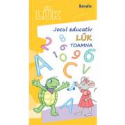 Auxiliar pentru clasa I - Jocul educativ LÜK - Toamna