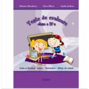 Teste de evaluare pentru clasa a IV-a - Marioara Minculescu