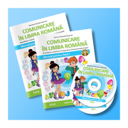 Comunicare in limba romana. Manual pentru clasa I - Semestrele I si II. Contin si Cd-ul cu varianta digitala