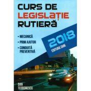 Curs de legislatie rutiera pentru obtinerea permisului de conducere auto 2018