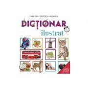 Dictionar ilustrat English-Deutsch-Roman