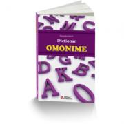 Dictionar de omonime - Alexandru Emil