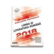 Evaluare nationala 2018. Limba si literatura romana 100 de teste - Viorica Avram