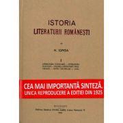 Istoria Literaturii Romanesti. Set 3 volume - Nicolae Iorga