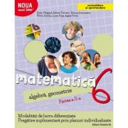 Mate 2000+ Caiet de lucru pentru clasa a VI-a partea a II-a CONSOLIDARE ( Aritmetica, algebra, geometrie-Sorin Peligrad )