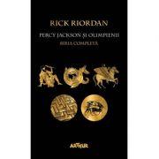 Seria Percy Jackson si Olimpienii ( 5 volume ) Rick Riordan