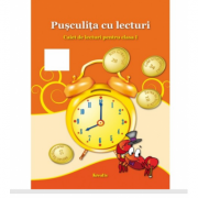 Pusculita cu lecturi - Caiet de lecturi pentru clasa I