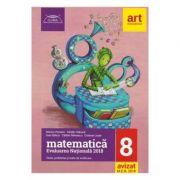 Clubul Matematicienilor. Evaluare nationala la finalul clasei a 8-a. Matematica. Teme, probleme si teste de verificare