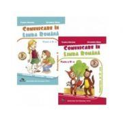 Comunicare in limba romana Clasa a II-a - Set Semestrul I + Semestrul al II-lea