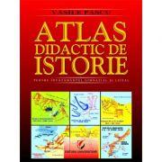 Atlas didactic de Istorie. Pentru invatamantul gimnazial si liceal. Editia a II-a (Vasile Pascu)