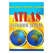 Atlas geografic scolar - Eustatiu C. Gregorian, Victor Dumitrescu, Nicolae Gheorghiu