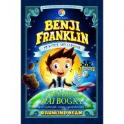 Benji Franklin. Pustiul miliardar. volumul 2 - Raymond Bean