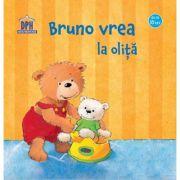 Bruno vrea la olita - Sandra Grimm
