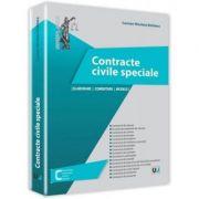 Contracte civile speciale. Elaborare, comentarii, modele (Carmen Nicoleta Barbieru)
