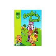 Cookie Land. Primary Readers level 1 reader with CD (H. Q. Mitchell)