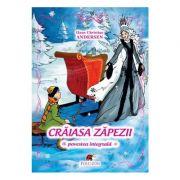 Craiasa zapezii - Hans Christian Andersen
