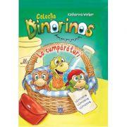 Dinorinos. La cumparaturi, volumul II - Katharina Wieker