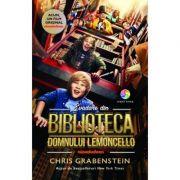 Evadare din biblioteca domnului Lemoncello. Seria Lemoncello, volumul 1 - Chris Grabenstein