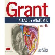 Grant. Atlas de anatomie. Editia a 14-a