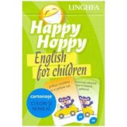 Happy Hoppy. English for children. Culori si numere