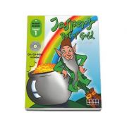 Jasper s pot of Gold. Primary Readers level 1 reader with CD (H. Q. Mitchell)