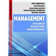 Management. Eficienta. Eficacitate. Performante-Ion Verboncu
