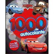Masini 1. 1000 de autocolante. Peste 50 de activitati antrenante! Disney