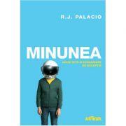 Minunea (ediție tie-in) - R. J. Palacio