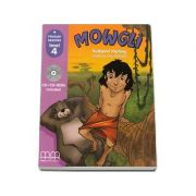 Mowgli, retold by H. Q. Mitchell. Primary Readers level 4 reader with CD (Rudyard Kipling)