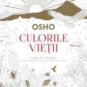 Osho. Culorile vietii. Carte de colorat - Osho International Foundation