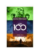 Pachet Seria Cei 100 (vol. 1-3). Cei 100. Ziua 21. Intoarcerea acasa - Kass Morgan