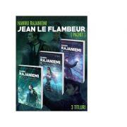 Pachet Seria Jean le Flambeur (3 titluri) Hotul cuantic. Printul fractal. Ingerul cauzalitatii - Hannu Rajaniemi