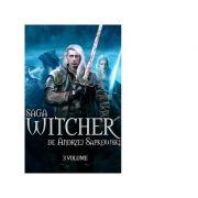 Pachet Seria Witcher (3 titluri): Ultima dorinta. Sabia destinului. Sangele elfilor - Andrzej Sapkowski