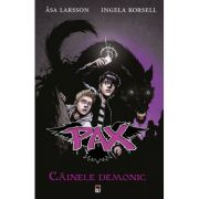 Pax. Cainele demonic - Asa Larsson