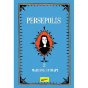 Persepolis (volumul 2) - Marjane Satrapi