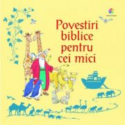 Povestiri biblice pentru copii repovestite - Louie Stowell