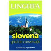 Ghid de conversatie roman-sloven cu dictionar si gramatica