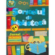 Soricelul de biblioteca. Jurnal de lectura pentru copii - Potter Style