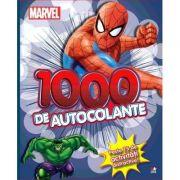 Spider-man. 1000 de autocolante si peste 75 de activitati distractive - Marvel