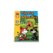 The Fox and the Dog, an Aesop s fable, retold by H. Q. Mitchell. Primary Readers level 2 Student s Book with CD (Ioan Salomie)