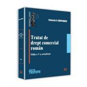 Tratat de drept comercial. Editia a V-a actualizata (Stanciu D Carpenaru)