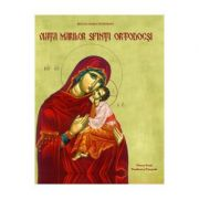 Viata marilor sfinti ortodocsi. Cartonat, color - Roxana Maria Teodorine