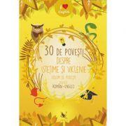 30 de povesti despre istetime si viclenie. Volum de povesti bilingv roman-englez