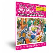 Aiurica in Orasul Grabit. Dezvoltarea atentiei si a capacitatii de concentrare. Colectia ABC-ul povestilor terapeutice (Adriana Mitu)